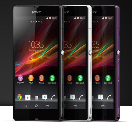 Sony Xperia Z – Review und erste Eindrücke