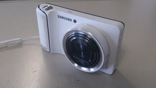 Samsung Galaxy Camera bei uns zum Testen eingetroffen!