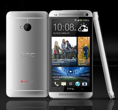 HTC One – Full HD mit LTE gebündelt im Alu-Unibody