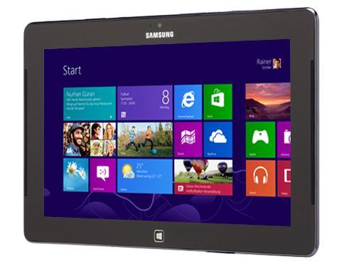 Samsung Ativ RT Tablet – Windows 8 RT