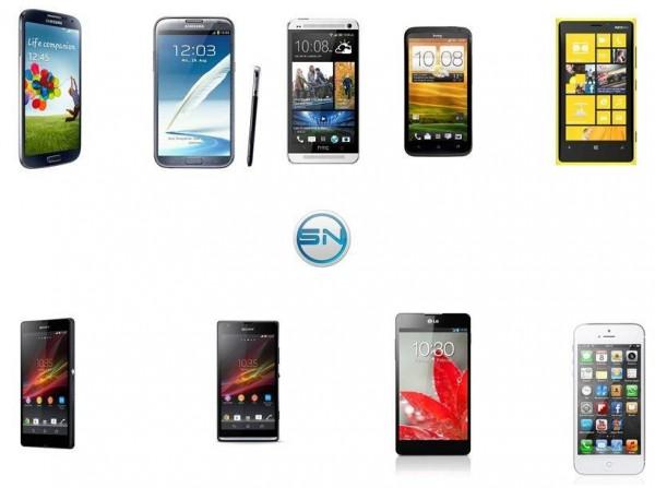 Smartphones zwischen 400-800 Euro im Vergleich (Teil 3)