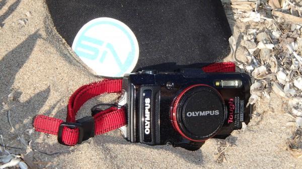 Olympus TG-2 Spitzen-Outdoor Kamera mit Top Zubehör