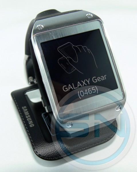 Samsung Galaxy Gear Smartwatch – mein Wochenende
