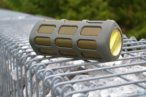 Philips Shoqbox 7220 im Outdoortest – unerschütterlich auf all seinen Wegen