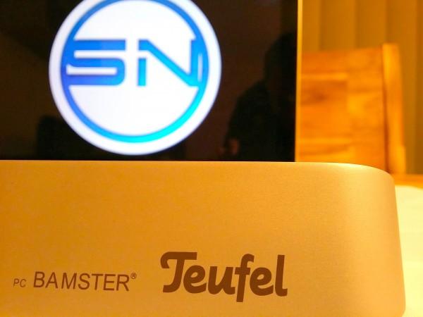 Teufel PC Bamster – Soundbar