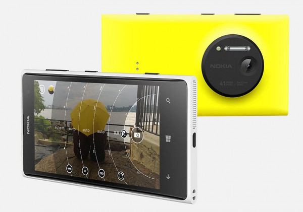 Nokia Lumia 1020 – Hightech mal anders