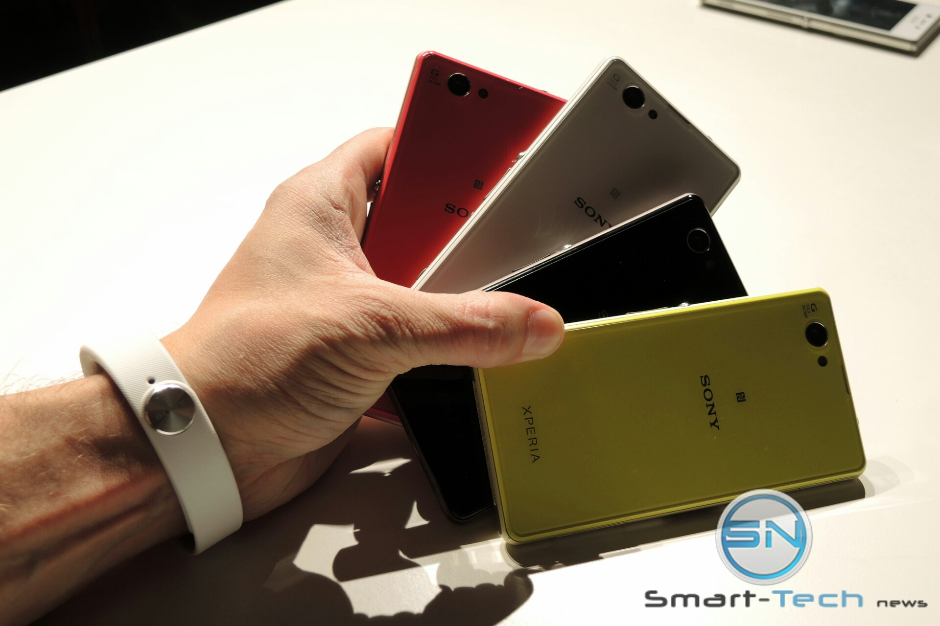 Sony Xperia Tour 2014