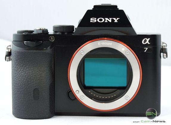 Bericht - 35mm Voll Format Sensor - Sony Alpha 7 - SmartCamNews