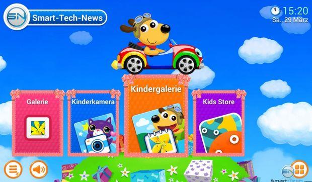 Samsung Galaxy Tab 3 Kids im Alltagstest