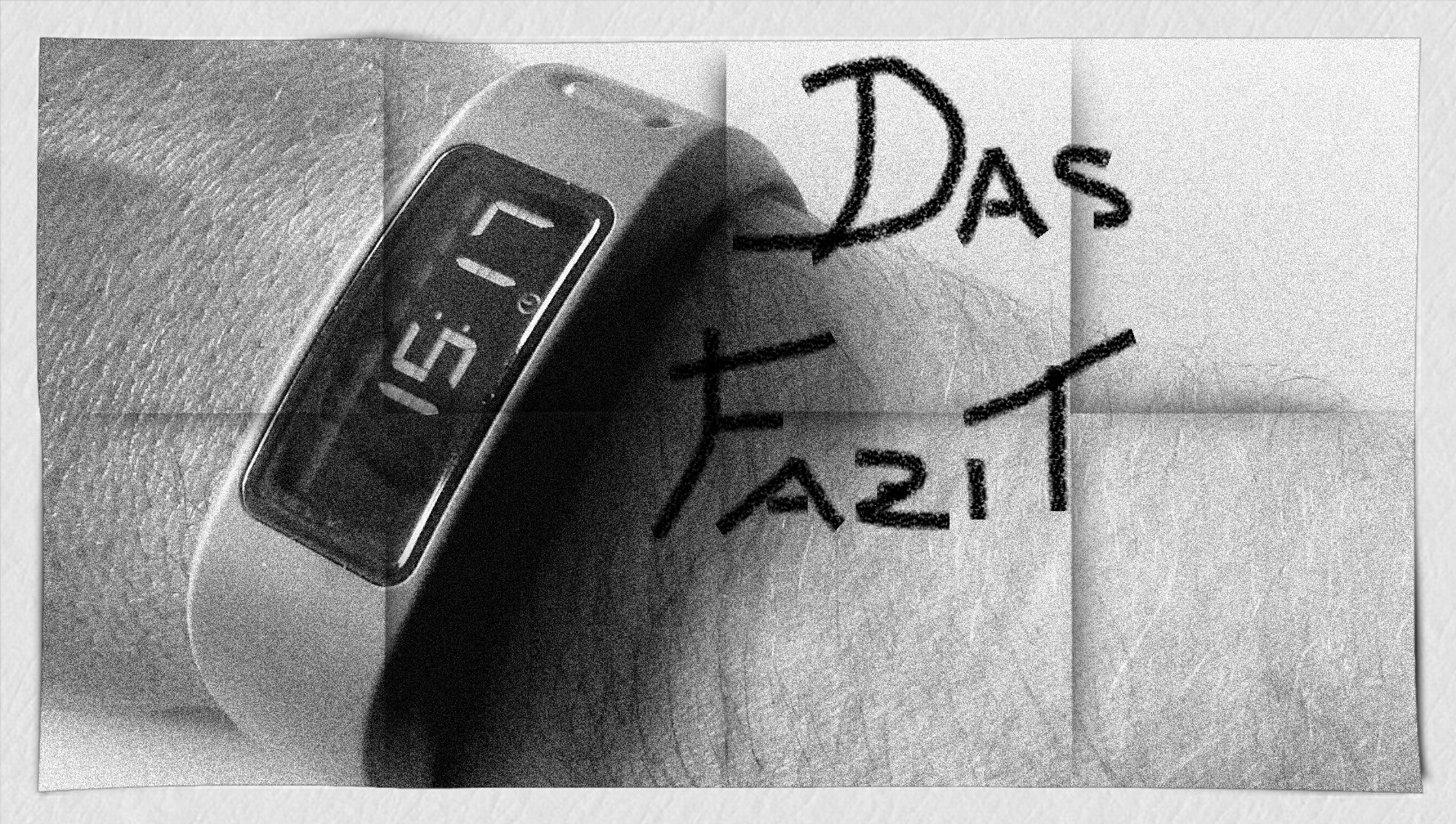 #FIDS mit dem Garmin Vivofit – DAS FAZIT