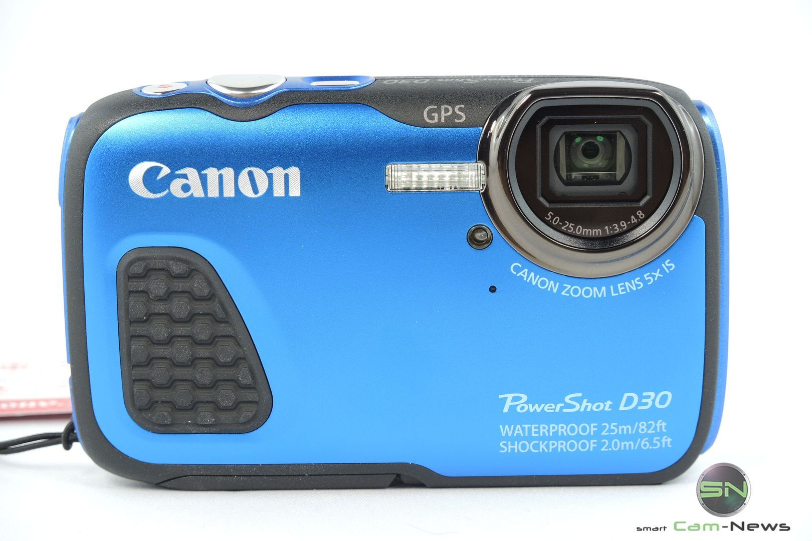Front Canon D30 - SmartCamNews