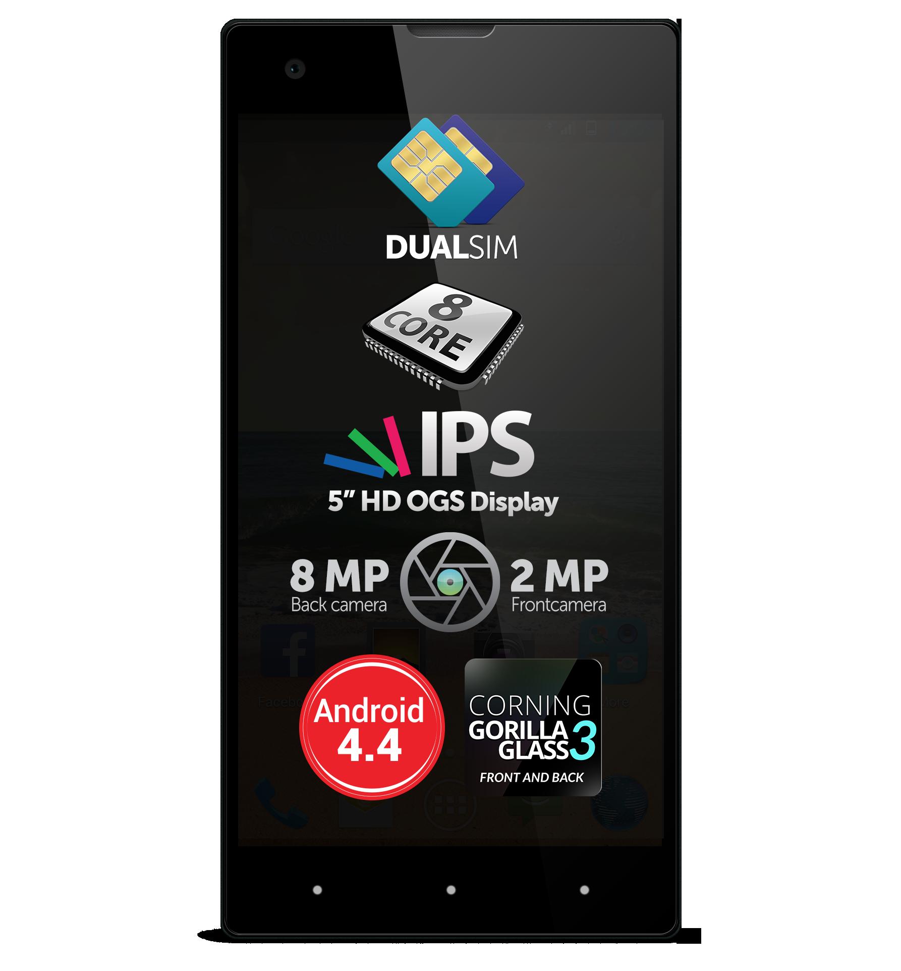 Allview X2 Twin – neues Smartphone zum Kampfpreis