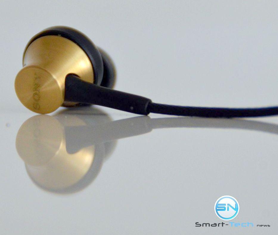 Sony MDR-EX650AP – präziser Begleiter