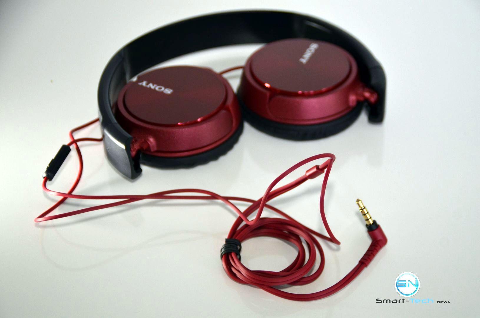 Sony MDR ZX 310 AP – Großer Klang zum kleinen Preis