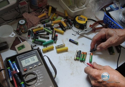 Alle Marken ab zum Test - Stronge Battery Charger Elixia - SmartTechNews