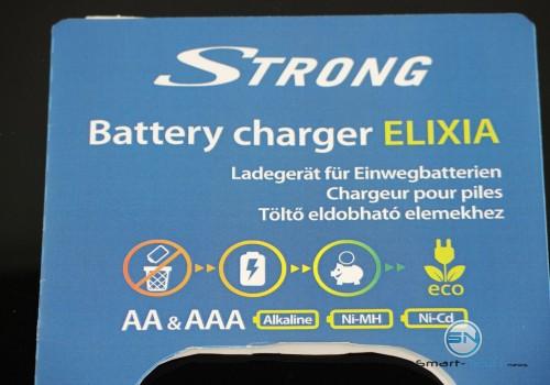 Beschreibung - Stronge Battery Charger Elixia - SmartTechNews