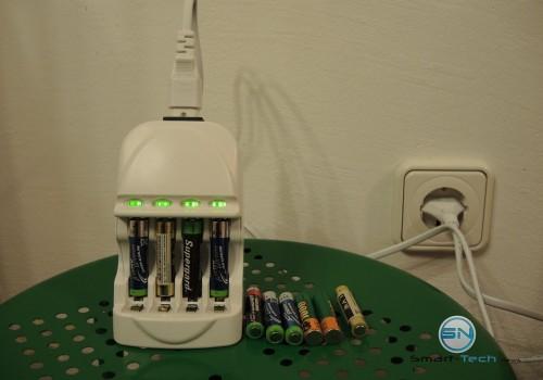 Maximalen Power nach wenigen Stunden - Stronge Battery Charger Elixia - SmartTechNews