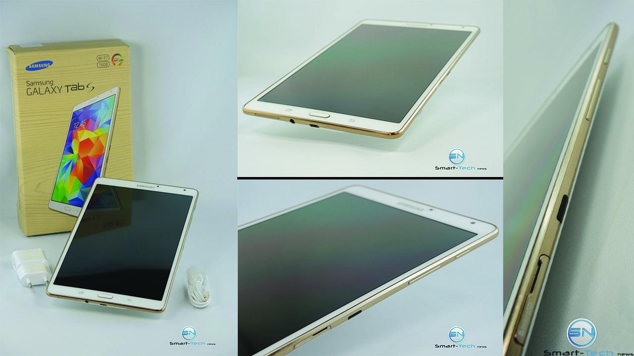 Samsung Galaxy Tab S im Alltagstest