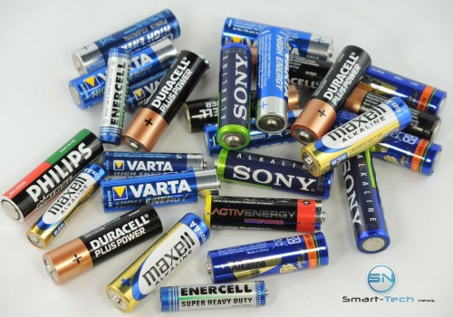 Testbatterien - Stronge Battery Charger Elixia - SmartTechNews