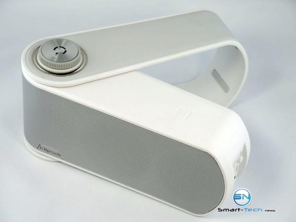 Design - Klipsch GiG Music Center Soundbox - SmartTechNews