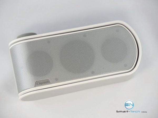 Frontlautsprecher - Klipsch GiG Music Center Soundbox - SmartTechNews