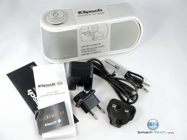 Unboxing - Klipsch GiG Music Center Soundbox - SmartTechNews