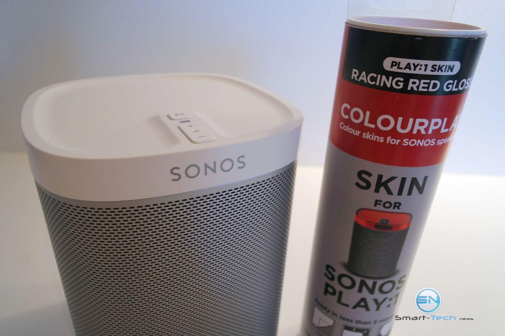 Flexson Skin für Sonos Play 1 im Test