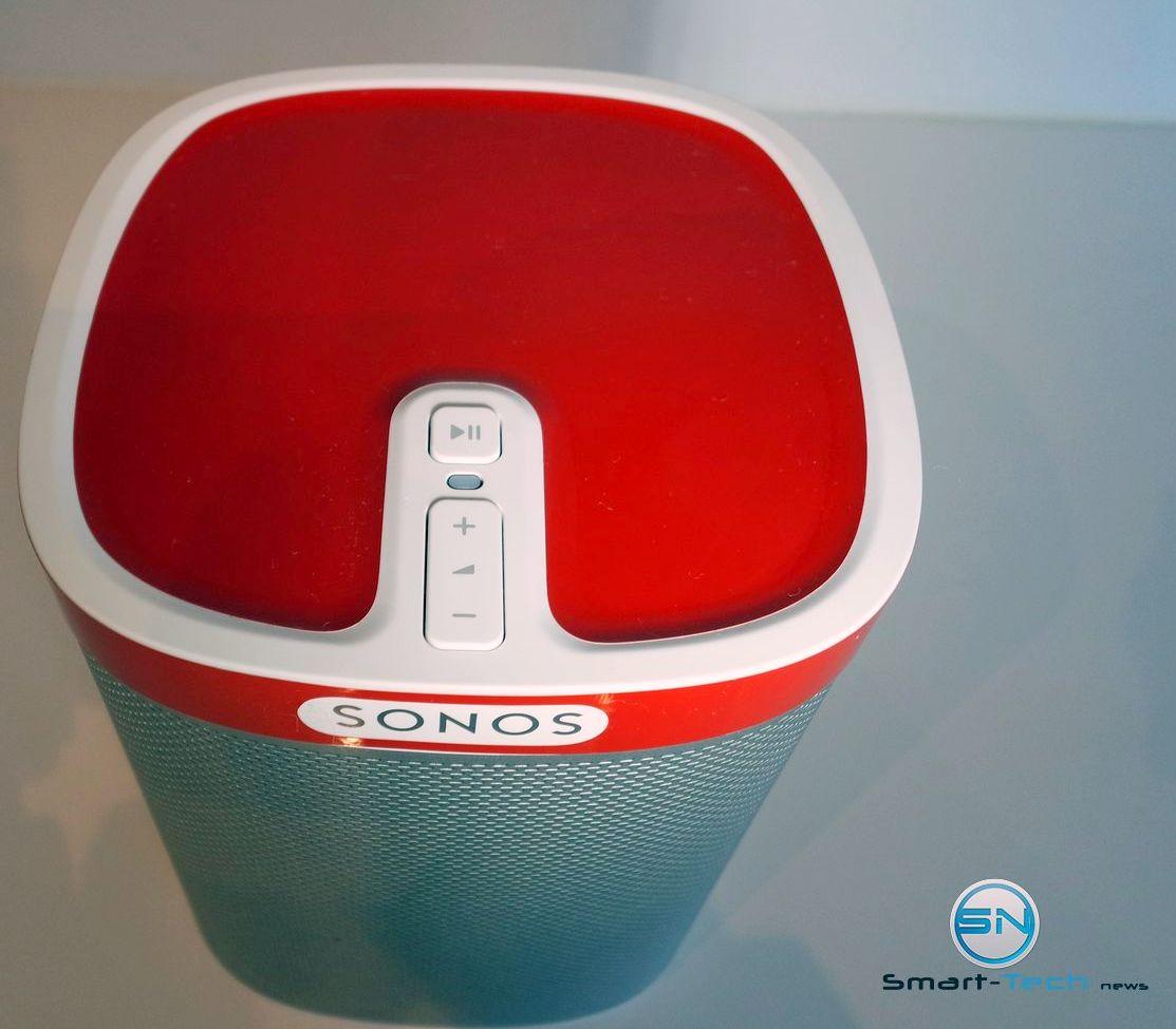 Flexson Skin für Sonos Play 1-Speaker