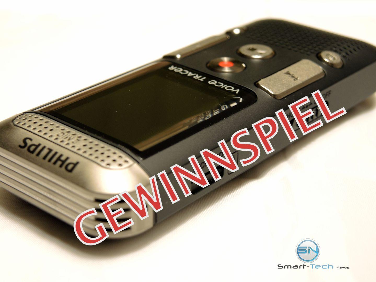 Gewinne: Philips Voice Tracer DVT 2700