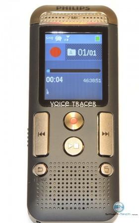 Maximale Aufnahme mit mp3 - Philips DVT 2700 - SmartTechNews