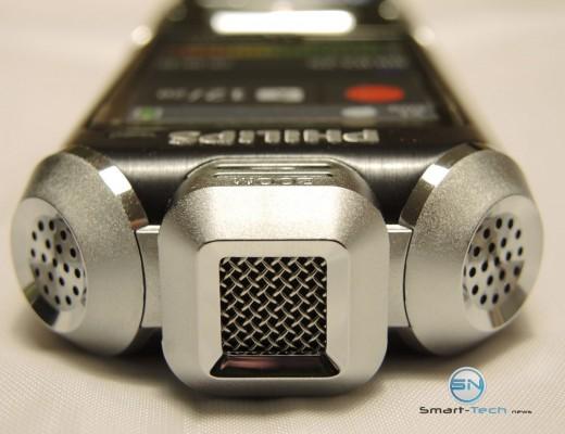 Richt Micro und Stereo Mikrofone - Pilips DVT 6000 - SmartTechNews