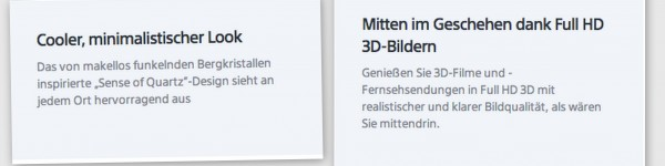 Sony BDV EF 1100 Homekino - Design - SmartTechNews