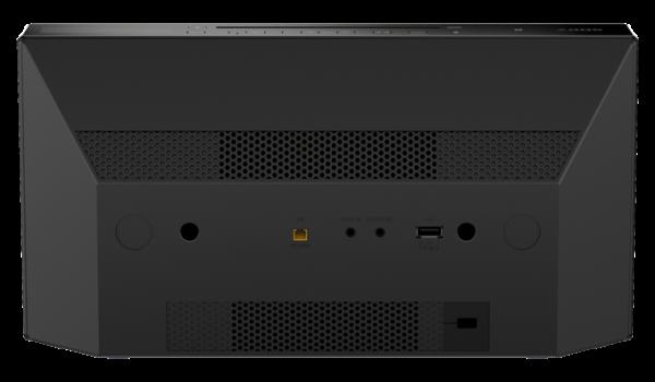 Sony CMT-X3CD Rückseite Ansicht - SmartTechNews