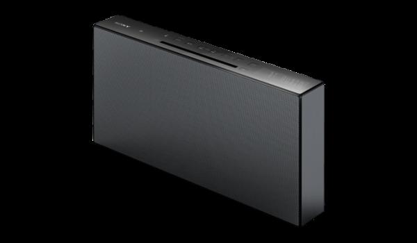Sony CMT-X3CD Seitliche ANsicht - SmartTechNews