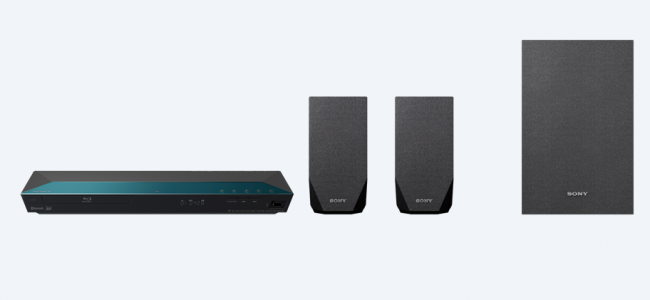 Sony Homekino 2_1 BDV EF1100 - SmartTechNews