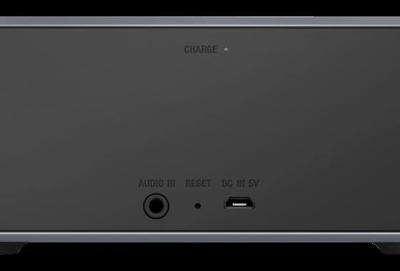Sony SRS X2 Rückseite und Anschlüsse - SmartTechNews