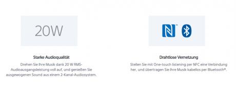 Sony SRS X2 Sound und Verbindung - SmartTechNews