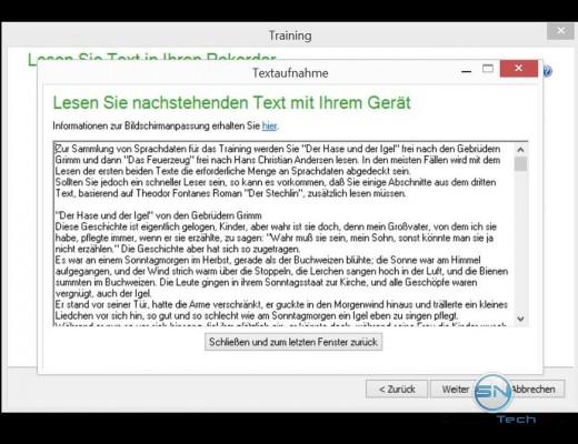Sprachtext - Profil . Philips Voice Tracer DVT 2700 - SmartTechNews