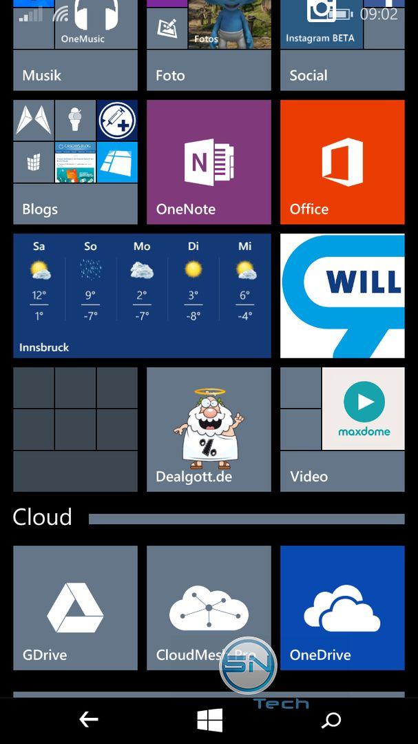 Nokia Lumia 735 - SmartTechNews - Startseite