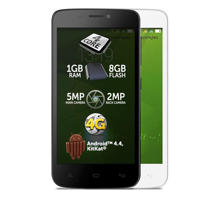 Allview mit neuem LTE Smartphone Viper i 4G