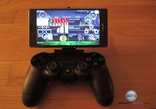 FIFA15 Sony Z3 mit Touch Button - SmartTechNews.JPG