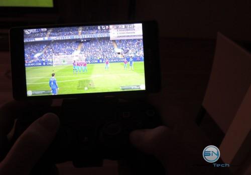 Freistoß am Z3 - FIFA15 - PS4 - SMartTechNews