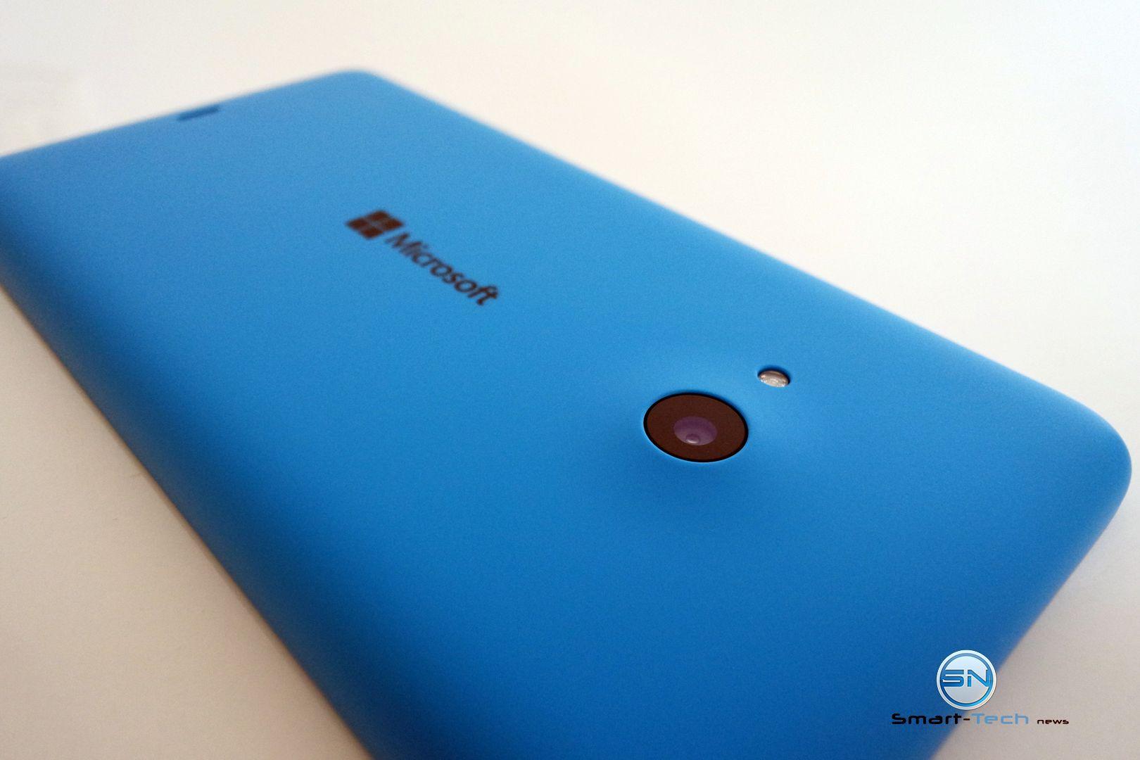 Microsoft Lumia 535 – das 3 mal 5 Phone