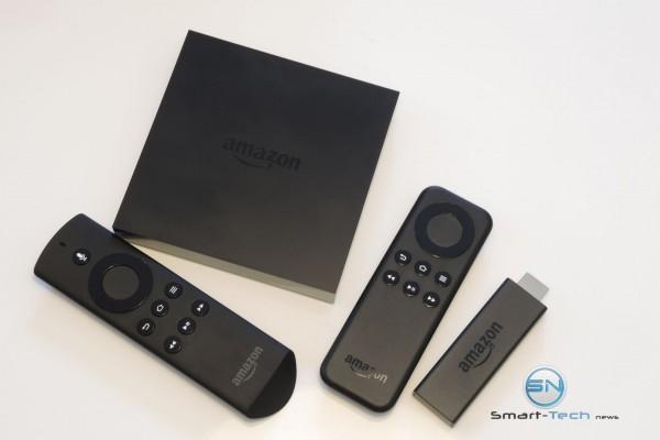 Amazon FireTV Stick vs Box - SmartTechNews