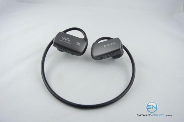 Nackenkabelband - Sony NWZ WS613 - SmartTechNews