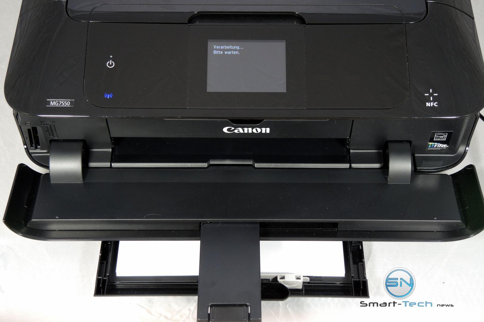 Canon Pixma MG7550 – Foto Office Drucker