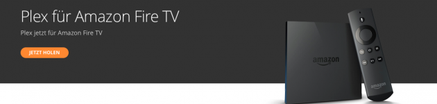 Plex on FireTV