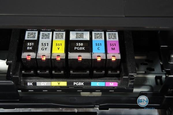 Sonderpatronen - Canon Pixma MG7550 - SmartTechNews