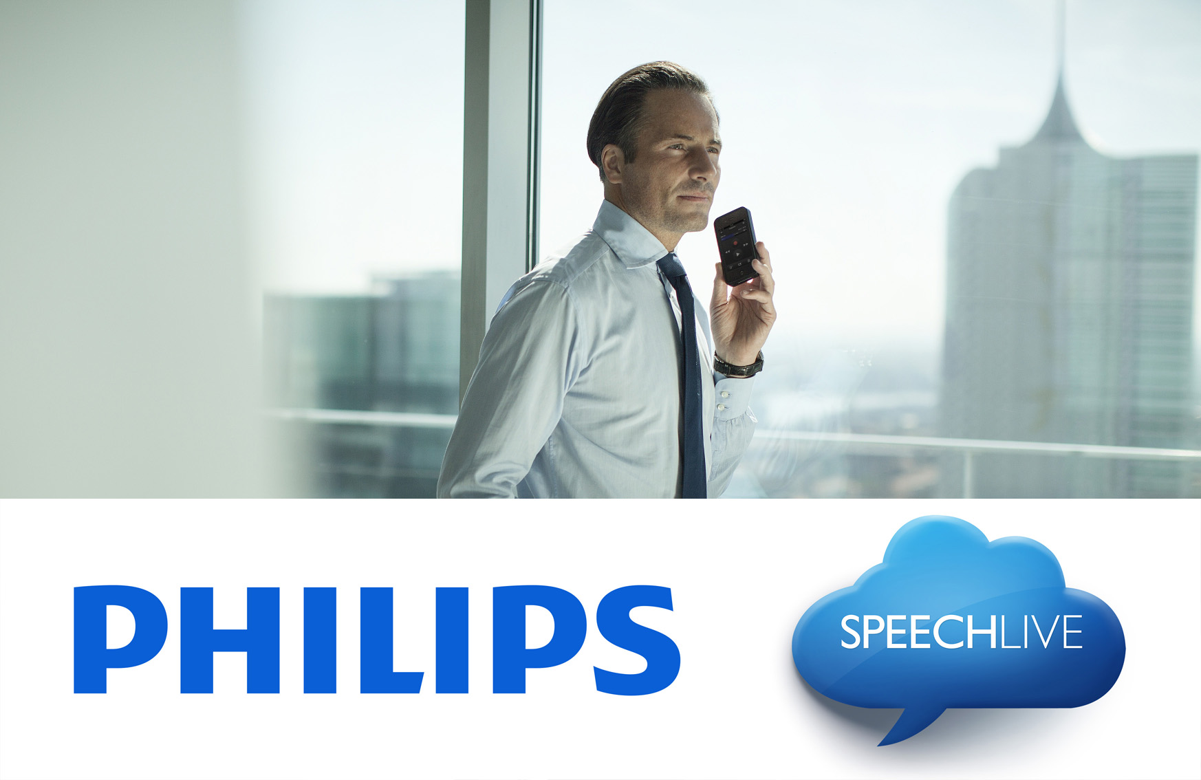 AppCheck: Philips SpeechLive