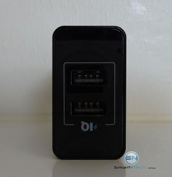 Anker 20W 2PortUSB Netzteil - SmartTechNews - Produktbilder 2